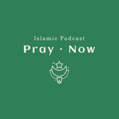 Online Logo Maker for an Islamic Podcast 2783a