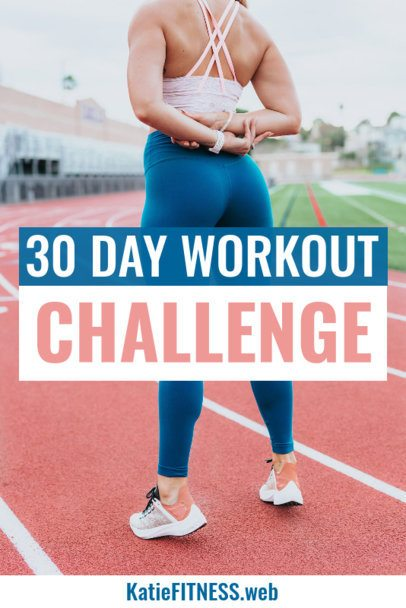 Workout-Themed Pinterest Pin Template 2085a
