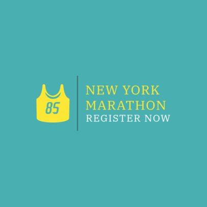 Running Logo Creator  1543c