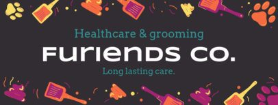Facebook Cover Maker for a Veterinary Page 2120d
