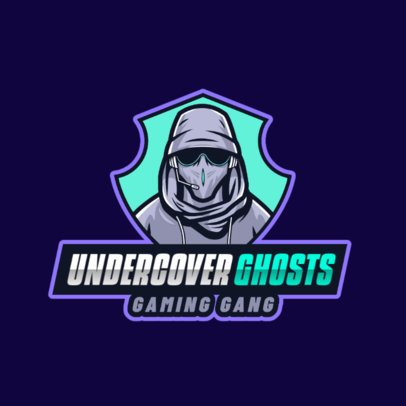 Underground-Style Logo Maker for a Gaming Gang 2815n
