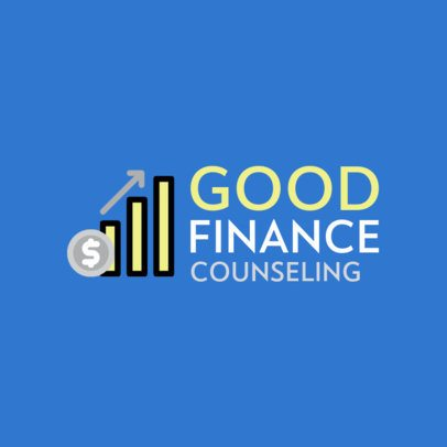 Logo Template for a Finance Consulting Company 497-el1