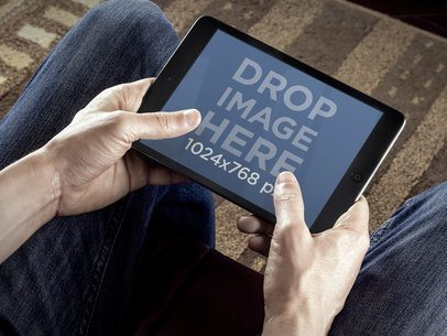 iPad Mini Landscape Gaming
