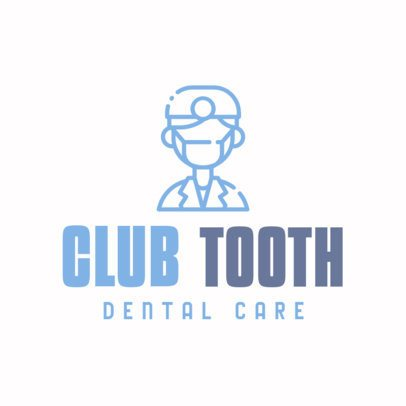 Online Logo Template for Dental Care Centers 478c-el1
