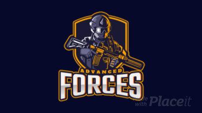 Counter-Strike Inspired Logo Templates