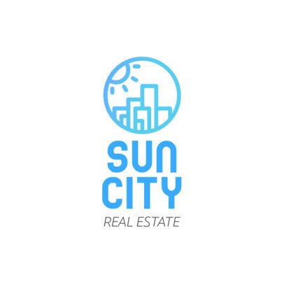 Real Estate Logo Maker with a City Skyline Icon 561a-el1