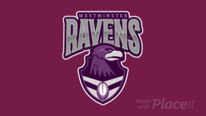 Animated Logo Maker for a Local Rugby Team 1619c