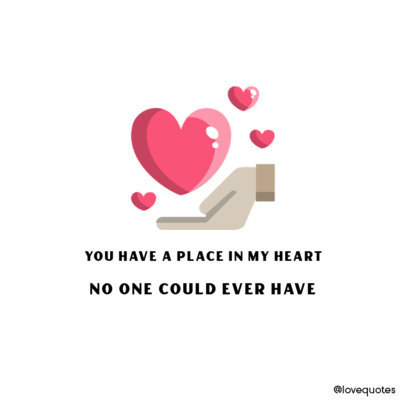 Instagram Post with Romantic Quotes for Valentine's Day 600-el1