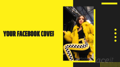 Facebook Cover Video Maker with a Fashionable Style 1235