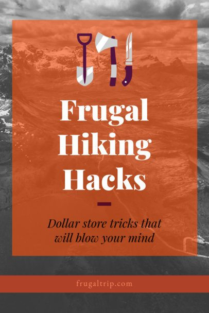 Cool Pinterest Pin Creator for Hiking Hacks 2246b