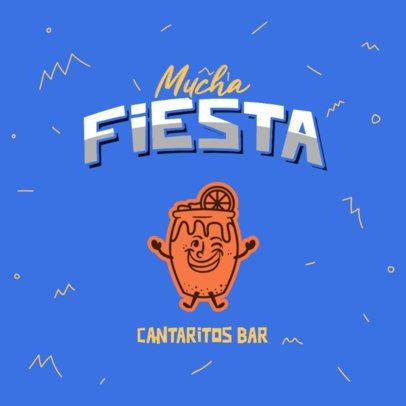 Logo Generator for a Mexican Cantaritos Bar 2978b