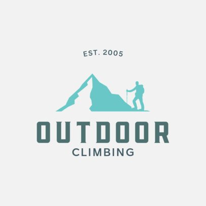 Logo Generator for a Climbing-Related Brand 876b-el1