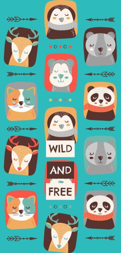 Wild Animals Phone Case Design Creator 2306d