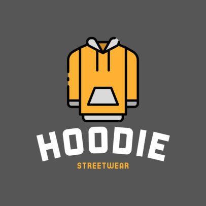 Simple Logo Maker for a Streetwear Brand 920c-el1