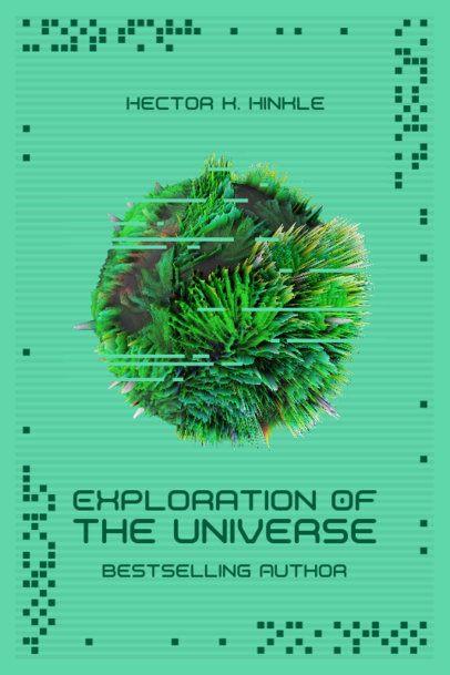 Sci-Fi Genre Book Cover Design Generator 511b-el1