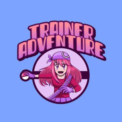 Pokemon-Inspired Logo Maker for Gamers 3041