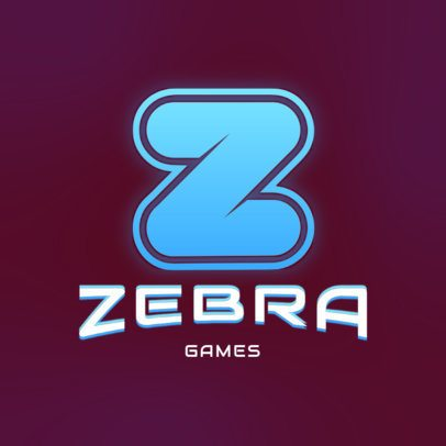 Simple Logo Maker for a Gaming Company 3070l