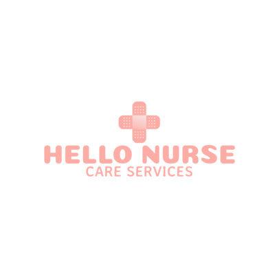 Logo Maker for a Nursing Services Company 3211g