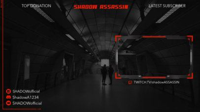Twitch Overlay Generator with a Top Donations Announcement 2512m