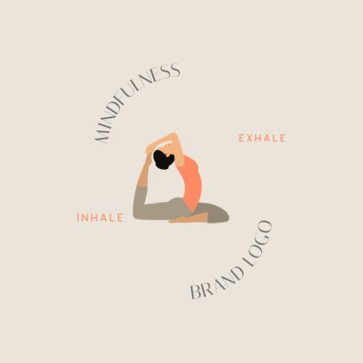 Yoga Logo Maker Online Logo Maker Placeit Page 2