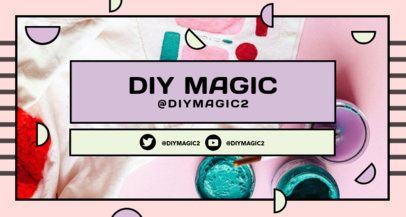 Cool Twitch Banner Maker for DIY Streamers 2522n