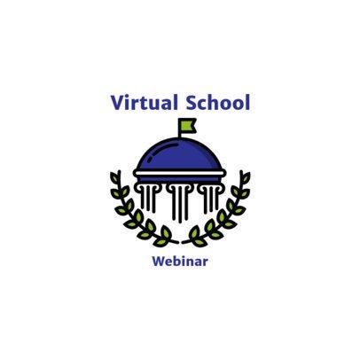 Cool Logo Maker for e-Learning Platforms 1571-el1