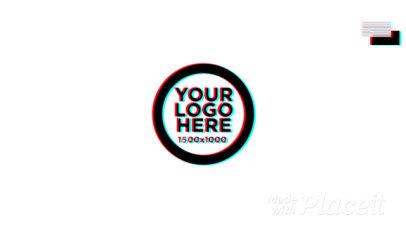 Minimal Intro Maker for a Logo Reveal with Elegant Graphics 43-el1