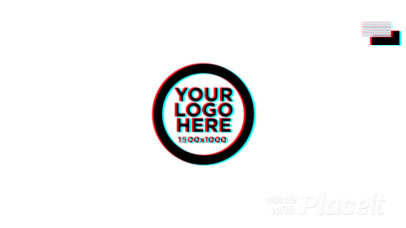 Intro Maker for a Logo Reveal with Bright Animated Lines 213-el1