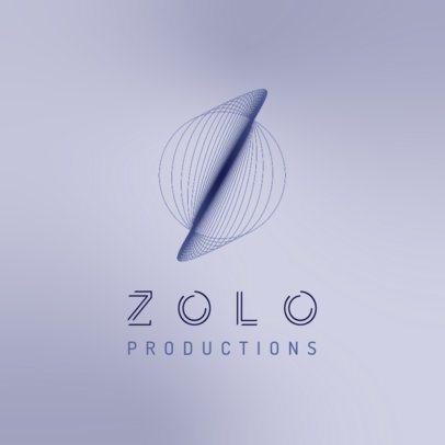 Minimalist Logo Generator for a Music Producer 3383d