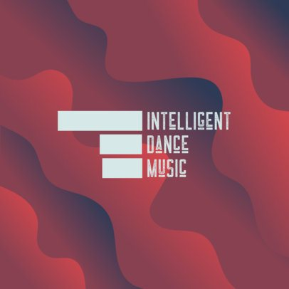 Typography Logo Maker for a Dance Music Studio 3392a
