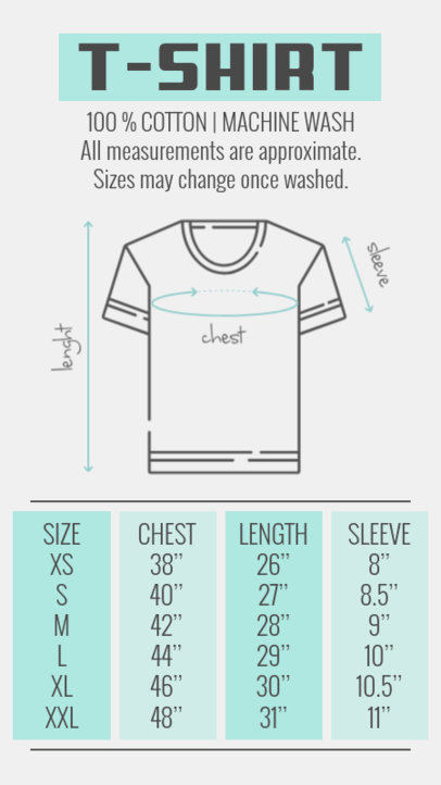 T Shirt Label Maker Design Templates Placeit