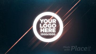 Intro Maker with a Frantic Logo Reveal 498-el1
