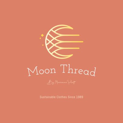 Simple Logo Maker for Ethical Clothing Brands 3630