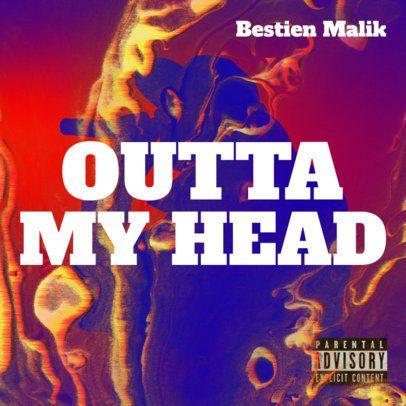 Album Cover Creator for a New Rap Single 2933b