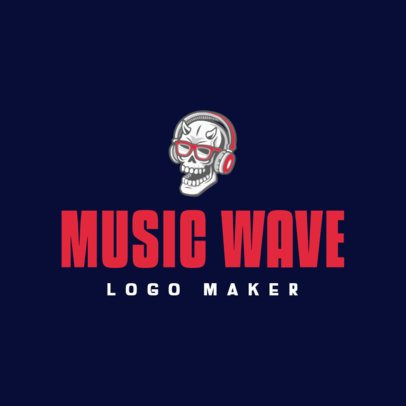 Free Music Logo Maker Featuring Different Graphics 3694
