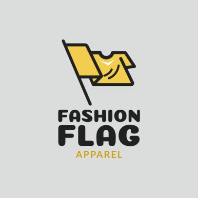 Free Clothing Brand Logo Template 3695b