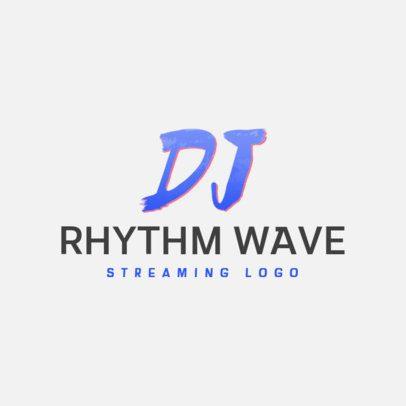 Free Logo Generator for an EDM DJ 3694r