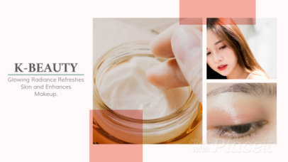 Product Catalog Video Maker for a Korean Beauty Products Shop 1557a 2320
