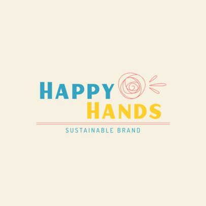 Logo Template for an Ethical Fashion Brand 3631a