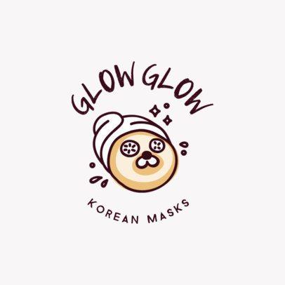 Dropshipping Logo Maker for Korean Beauty Masks 3729