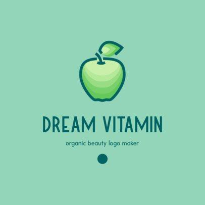 Logo Generator for an Organic Beauty Dropshipping Brand 3727b