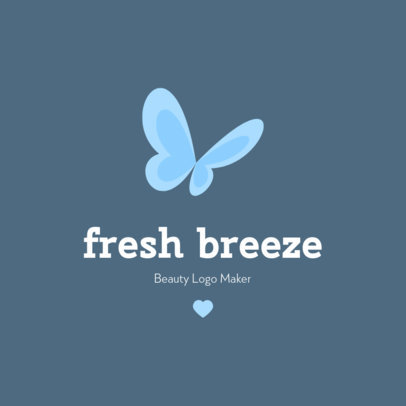 Online Logo Creator for a Beauty Line Dropshipping Company 3727j