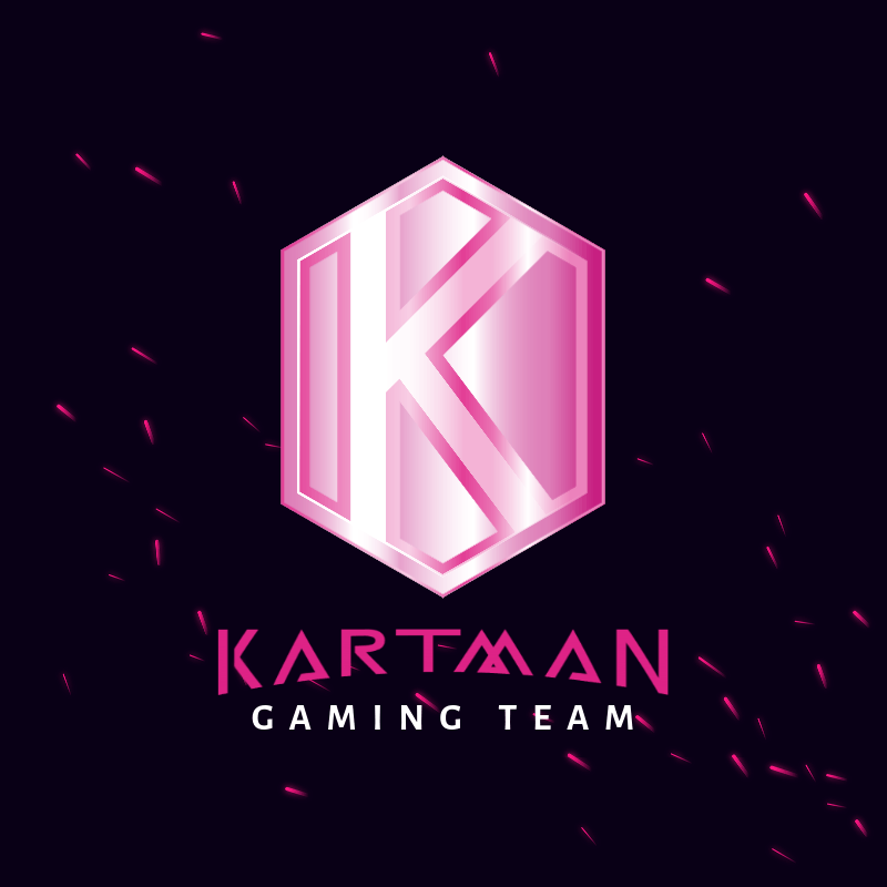 Logo Maker for a Gaming Squad Featuring a Metallic Letter Emblem 3750a