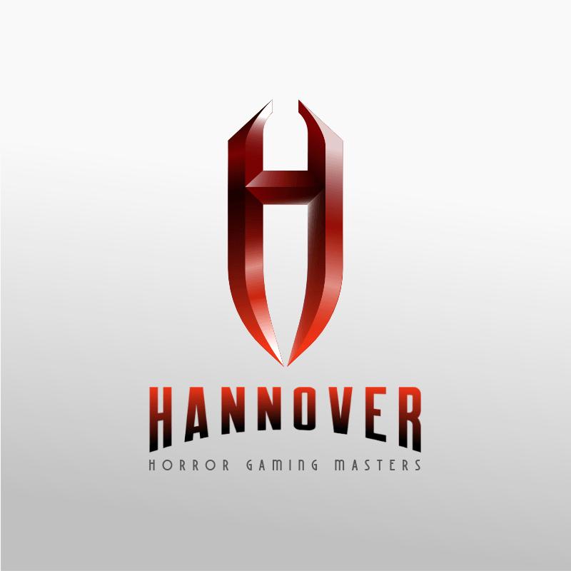 Typography Logo Maker for Horror-Focused Gamers 3750i
