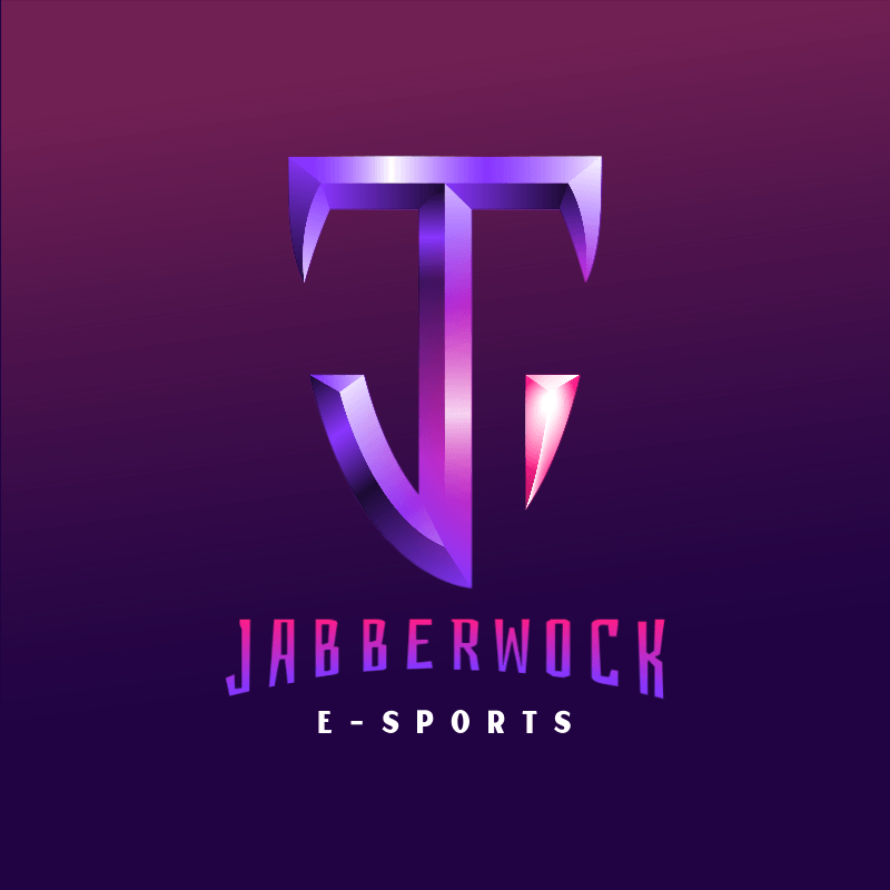 Monogram Logo Generator for an Esports Company 3750o