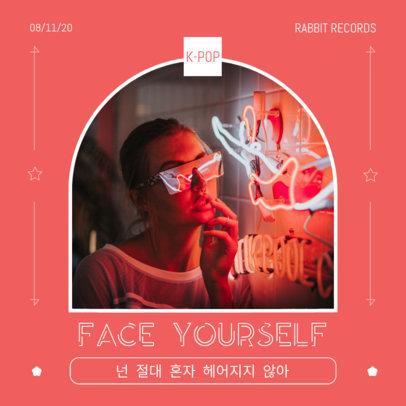 Album Cover Creator for K-Pop Singers 3074e-el1