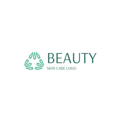 Online Logo Template for an MLM Skincare Brand 3816