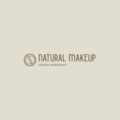 Multi-level Marketing Enterprise Logo Maker for Natural Makeup Products 3816f