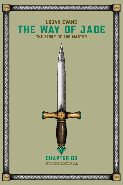 Book Cover Generator for a Medieval-Times Story 3133b