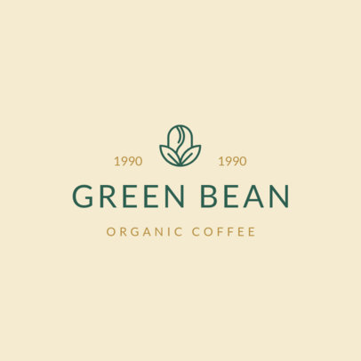Logo Generator for a Coffee Brand Featuring a Minimal Style 3852